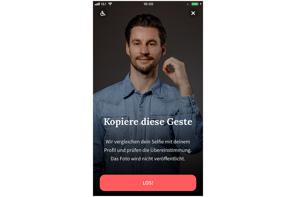 Über 60 dating-app