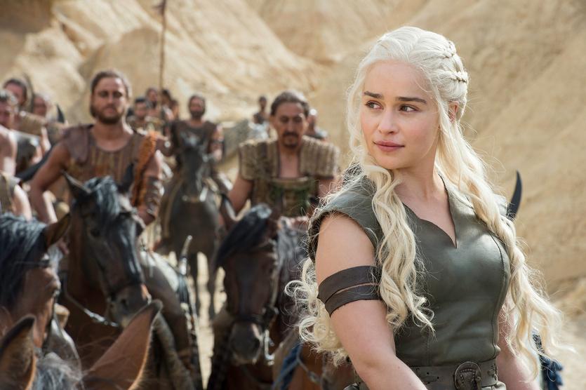 Dreharbeiten Game Of Thrones